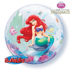 Disney Little Mermaid Bubble Balloon